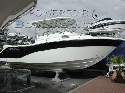 Seafox 256 Walkaround