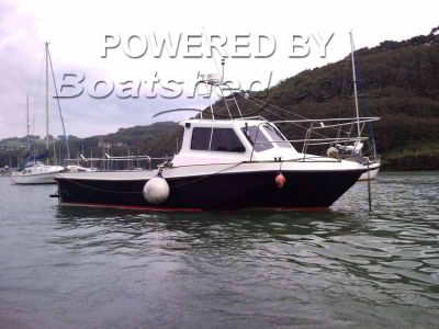 Offshore 25 Fishing / Work boat
