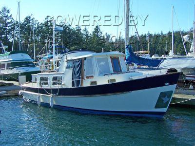 Eagle 32 Pilothouse Trawler