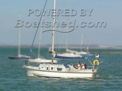 Kent 27 G Class Kent Motor Sailer
