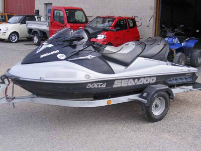 Sea-Doo GTX 4-Tec Supercharged Limited Edition