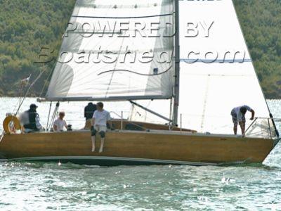 Crusader Yachts Half Tonner