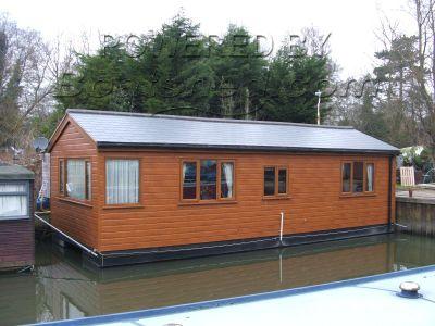 Houseboat 35 35ft Houseboat