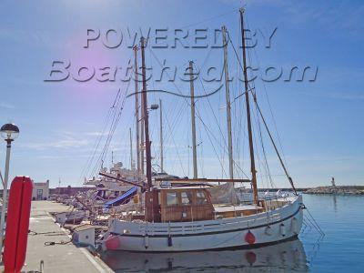 Wooden  Classic MFV ex Swedish trawler