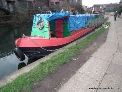 Colecraft Narrowboat 55ft Project