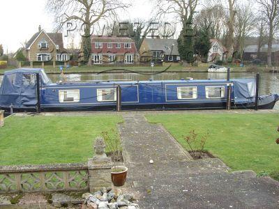 Narrowboat 44ft Cruiser Stern Canal Cruiser