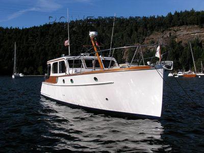 Matthews 40 Sedan Classic Motor Yacht