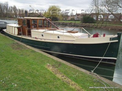 Admiralty Pinnace Historic Restoration Project