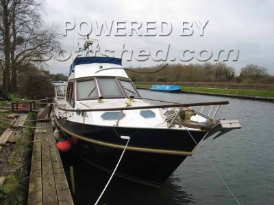 De Groot 45 Flybridge Cruiser