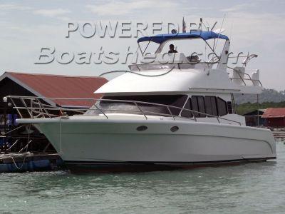 GRP 12m Motor Yacht Sports Fishing
