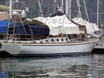 Wooden  Sailing Yacht