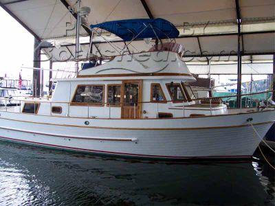 North Sea  Trawler 38 Tri-Cabin
