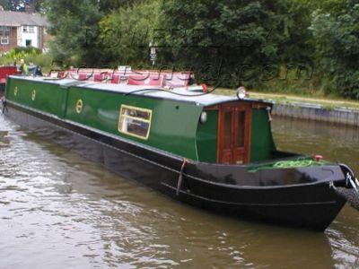 57' Narrow Boat