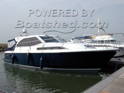 Haines 35 Offshore Sedan