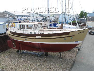 Fisher 34 Mk III