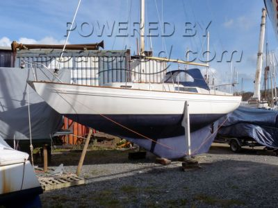 Cutlass  27 Bermudian Sloop