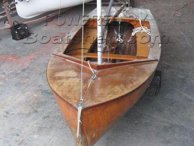 Fairey Albacore  Sailing Dinghy Project
