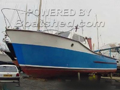 Colvic Coastworker 32