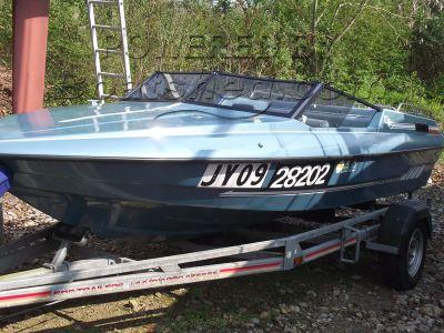 Fletcher 165GTS Sports boat