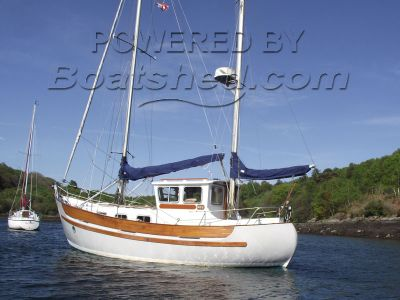 Fisher 30 Motor Sailer