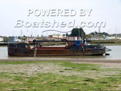 Steel Barge 82