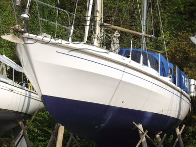 Westerly 33 Ketch Aft cabin