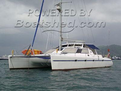 Parlay 40 Composite Catamaran