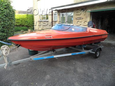 Marina 14ft Speedboat