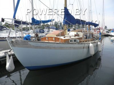 Falmouth Pilot 6 ton Project