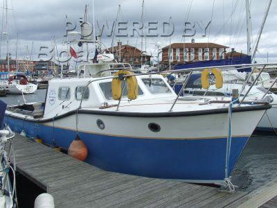 Colvic Coastworker 32 Sea Angler