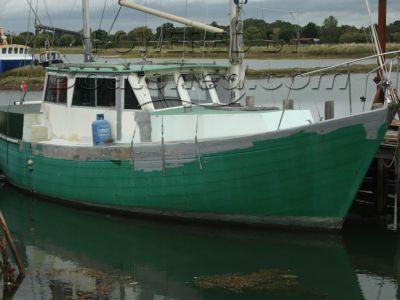 Motor Sailor Trehandiri Project