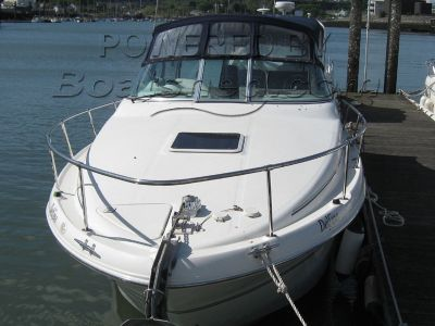 Sea Ray 270 Sundancer DA Wide Beam