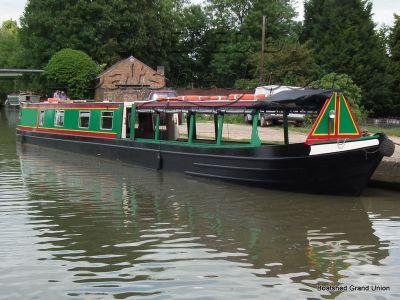 Trip Boat 70ft Narrowboat