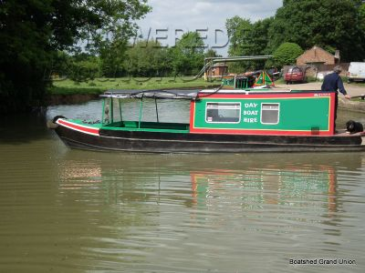 Narrowboat 30ft