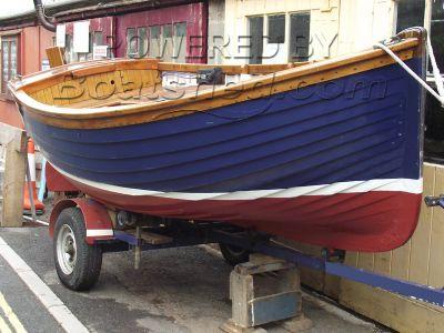 Wooden  Motor Launch 14'