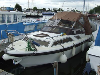 Fairline Holiday Mark III
