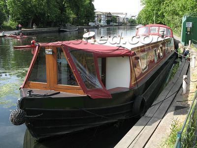 Wide Beam 60 - cruiser stern