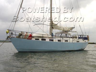 Lavranos 40 Steel Bluewater Yacht