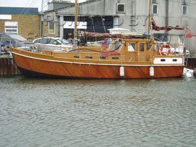 35' Ketch rigged Motor Sailor