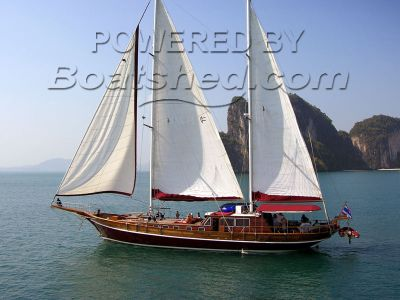 Turkish Gulet 27m Motor Sailer