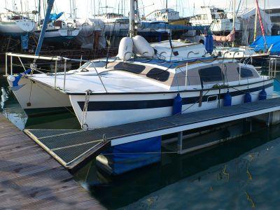 Summer Twins Catamaran