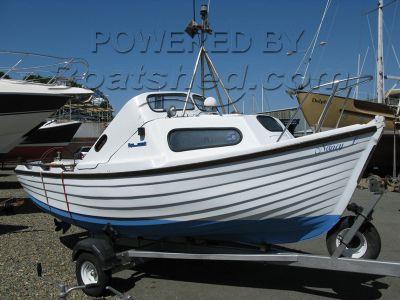 Sea Nymph 16 John Boat