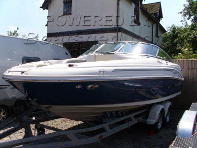 Sea Ray 200 Sundeck Sports Boat