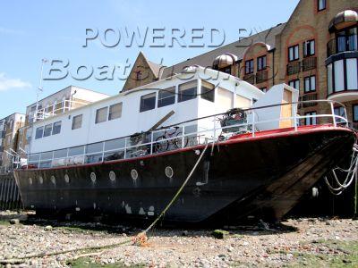 Houseboat Thames Lighter Barge
