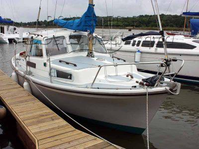 Motor Sailor 23 Vingh