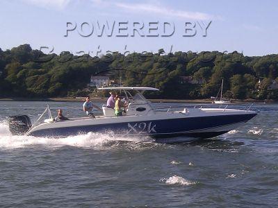 North Sea Boats X2K Sports Boat