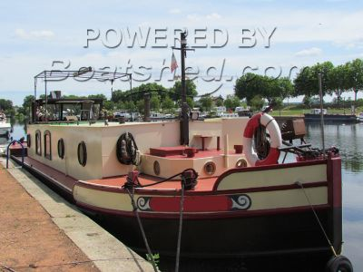 Yorkshire Barge Owner Built