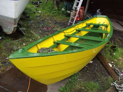 Traditional Grand Banks Dory