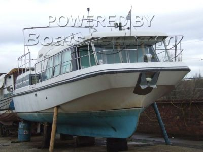 Inland Waterways Cruiser Vetus Bellus1200E
