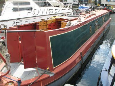Narrowboat 57ft